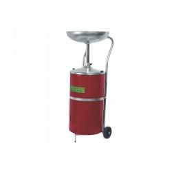 Coletor de Óleo Usado com Rodas Lupus 9003 de 50 litros