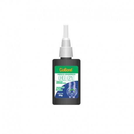 Trava Química Anaeróbica Ciabond CB61 - Folgas Mínimas - 50g