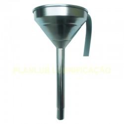 Funil Para Uso Geral Lupus - Aço Galvanizado - 1 Peça