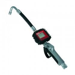 Medidor Digital Com Gatilho K400 - Piusi  Para Óleo Lubrificante e Diesel - 30 l/min