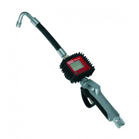 Medidor Digital K400 - Piusi  Para Óleo Lubrificante e Diesel Com Gatilho