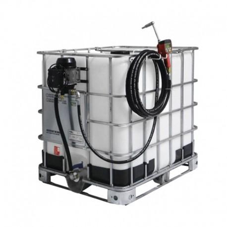 Unidade de Abastecimento Elétrica Lupus - Oleo Lubrificante - Cap. 1000L - 25 LPM