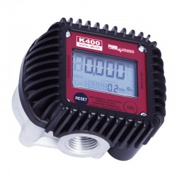 Medidor Digital Piusi K400 Para Óleo Lubrificante e Diesel 30 L/min
