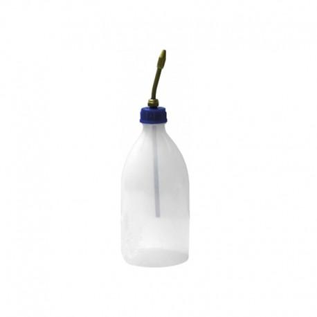 Frasco Ponta Rigida Transparente - Cap. 500 ml