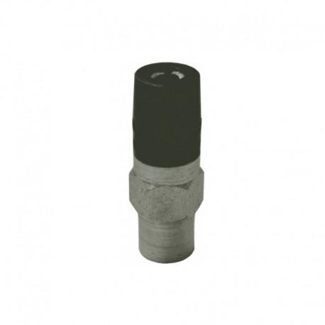 Acoplador Hidráulico Universal Grosso 1/8 Pol NPT 12000 psi