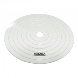Tampa p/ Propulsora de Graxa Samoa - Adaptavel a Tambor de 200 Kg