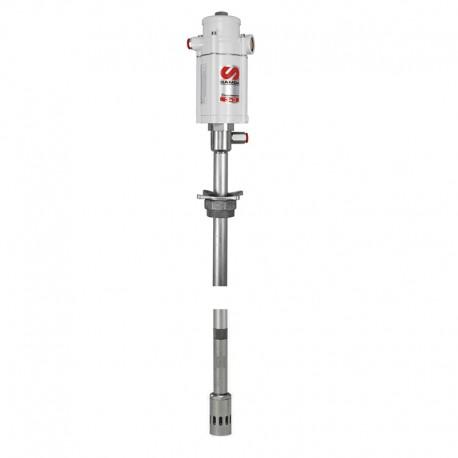 Propulsora Pneumatica Para Graxa Samoa Pumpmaster 3 - Adaptavel a Tambor 200Kg - 1200Gpm