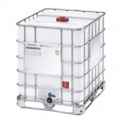 Container em Plástico Cap. 1000L - Grade Metálica