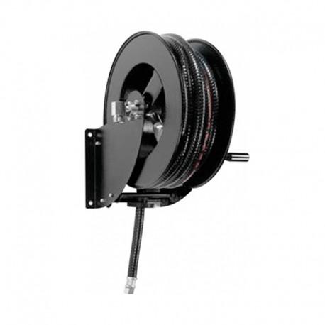Carretel Retrátil para Graxa Base Simples Com 40 m De Mangueira 1-4 pol