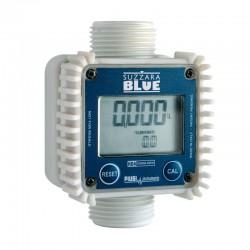 Medidor Digital para Arla 32 - Suzzara Blue em Acetal - Vazão 100 L/min