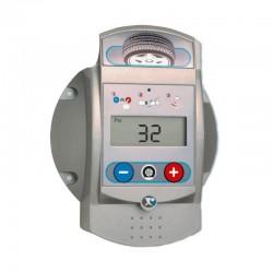 Calibrador de Ar Eletrônico p/ Pneus - 220V - 175 Libras