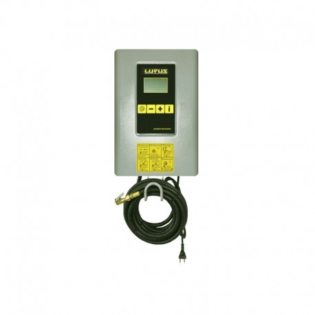 Calibrador de Ar Eletrônico p/ Pneus - Bivolt - 175 Libras