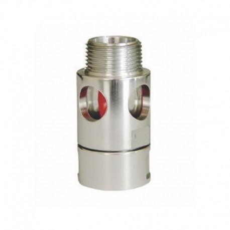 Visor De Passagem De Combustiveis Aluminio Lupus 1 pol