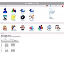 Software de Lubrificação e Controle de Dados Datalub V.3-2009