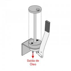 Bomba Manual de Pistão MCO-1 - Óleo