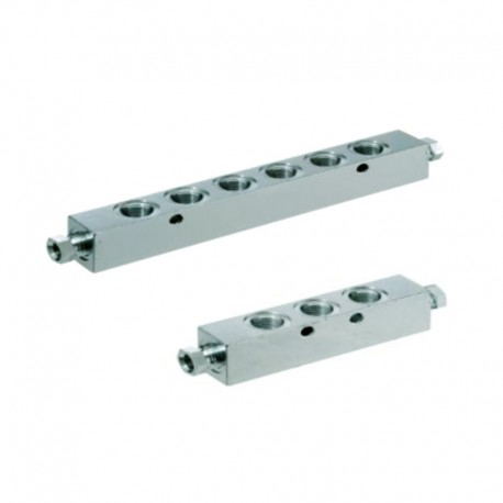 Barra Distribuidora para Linha Simples M8X1 - 01 Saída