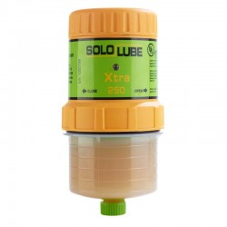 Lubrificador Automático Sololube XTRA 250 ml - Uso Graxa e Óleo