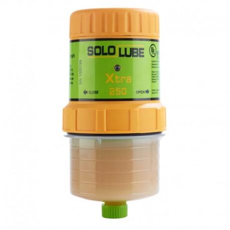 Lubrificador Automático Monoponto Eletromecânico Sololube XTRA- 250 ml