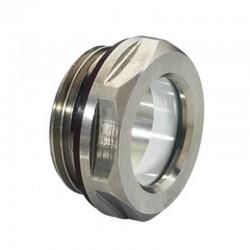 Visor de Nível de Óleo Sextavado em Alumínio - M 42 X 1,5 mm