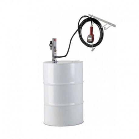 Unidade de Abastecimento - Oleo Lubrif.- Med.Digital - Adap.Tambor 200L - 30Lpm